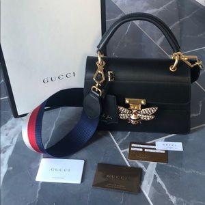 Gucci Shoulder Bag with Tags and Original Box